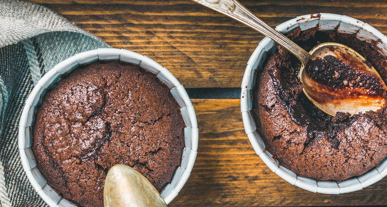 Chocolate Instant Pot Dessert