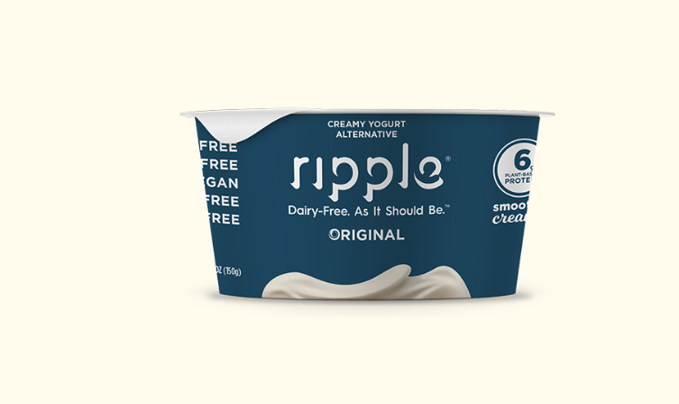ripple foods dairy free yogurt